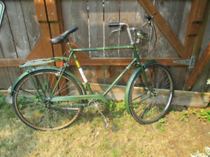 Vintage Raleigh Superbe 3 Speed