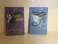 The Worst Witch Book Bundle