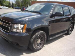 2009 Chevrolet Tahoe ,blk/blk ex police,accident free