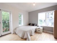 2 rooms in Shoreditch! Available today!! new flat with living room!