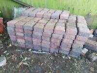 Terracotta paving Bricks