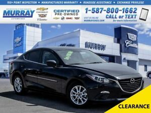 2015 Mazda MAZDA3 **Heated Seats!  Bluetooth!**