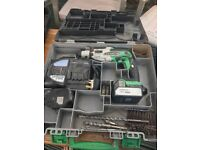 Hitachi SDS drill