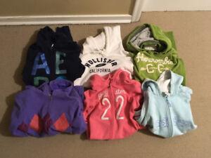 Women's brand name hoodies