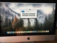 """Apple iMac 21.5"""" Mid 2010 model, 8GB RAM, Core i3, 256GB SSD - very fast."""