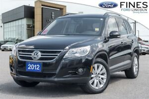 2010 Volkswagen Tiguan TIGUAN HIGHLINE - LEATHER, ROOF, AWD, WIN