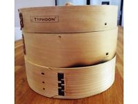 Bamboo Steamer by Typhoon