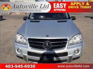 2007 MERCEDES BENZ ML63 AMG NAVIGATION BACKUP CAMERA DVD SCREENS