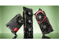 Graphic Card Wanted for the best Cash!