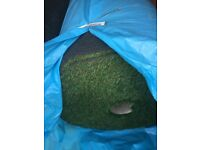 Astro turf, fake lawn, Artificial grass 40mm depth with Marine backing