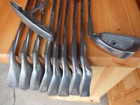Golf Club Set (Right Hand) - PING Irons, Woods, Putter & PING Bag