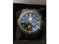 Hublot Big Bang F1 Black, Automatic Watch, Rubber Strap *1st Class Postage Available*