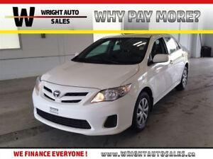 2013 Toyota Corolla LOW MILEAGE|42,662 KMS