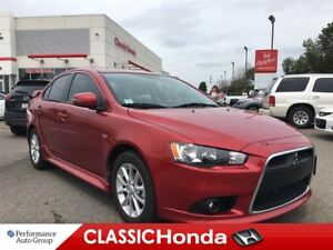 2015 Mitsubishi Lancer SE | SUNROOF | ONE OWNER | ONLY 9,559KMS