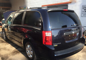 Dodge Caravan 2010  Accident free safety emission included
