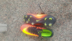 Football Nike mercurial size 10