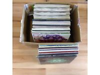 Box of dance/House 12 inch vinyl excellent collection