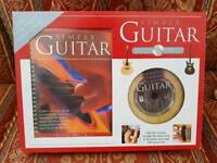 Learn to play guitar book and dvd