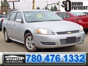 2012 Chevrolet Impala LS **