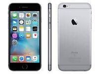 iPhone 6s space grey 128gb