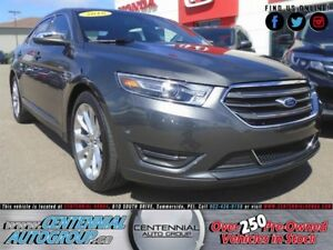 Ford Taurus Limited AWD 2016