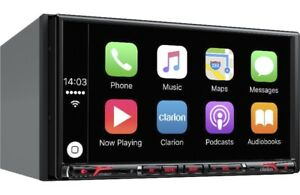 Radio Clarion VX807 Apple Carplay  2017