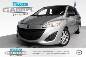 2014 Mazda MAZDA5 GS + BLUETOOTH + 1 PROPRIO