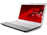 Packard Bell EasyNote TS44 Laptop Core i3-2310M 2.10GHz 8GB Ram 500GB HDD Webcam
