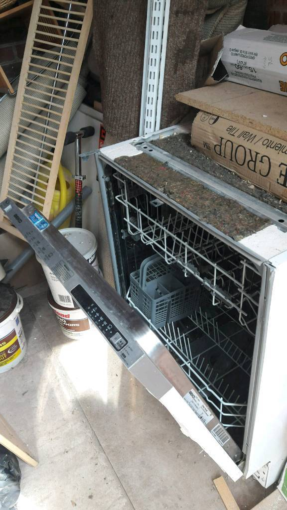 Beko Dish Washer (Integral) - Good working condition