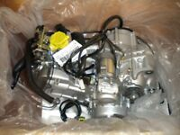 A brand new engine for the WR 250 R model