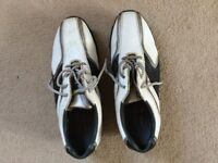 Junior Footjoy Golf Shoes UK Size 5