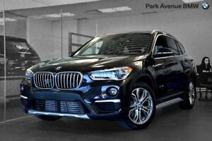 2016 BMW X1 xDrive28i // DEMO // BAS KM // CAMERA + SENSOR