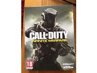 Call of Duty Infinite Warfare - Xbox One - with Extra Content and Pin Badges. Brand New.