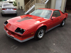 1983 Camaro Z28. ONLY 8200 ORIGINAL MILES