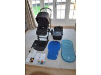 BUGABOO Chameleon 2 (Black limited edition) Excellent condition (price reduced)