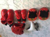Adult Martial Arts Equipment
