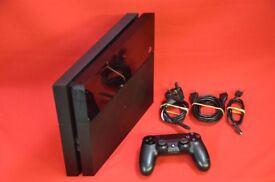 Playstation 4 PS4 500GB Black Gloss £165