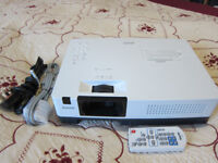 Sanyo Projector PLC-XW250 - Excellent Condition - Incl Accessories