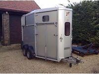 Ifor Williams HB 511 Horsebox
