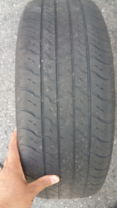 2008 CIVIC TIRES WITH RIMS FOR SALE (195-65-R15)