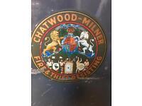Chat wood-Milner safe
