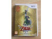Legend of Zelda: Skyward Sword Special Orchestra CD