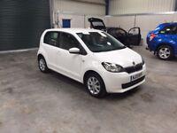 2013 skoda citigo 998cc 1 owner £0 tax cheap insurance guaranteed cheapest in country