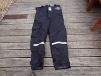 Fishing leggings ideal for beach fishing