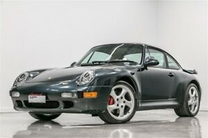 1996 Porsche 911 Turbo Coupe