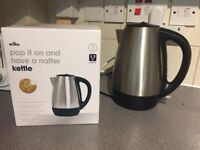 1.7L stainless steel kettle