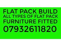 Flat Pack Build Flatpack Furniture Assembler/Assembled/Assembly Service /Builder/Fitter