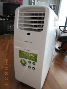Portable Air Conditioner De-Humidifier