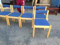 Chairs x12