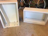 Ikea BESTA cabinets and doors